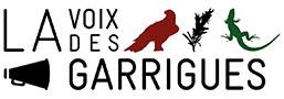 La Voix des Garrigues Logo